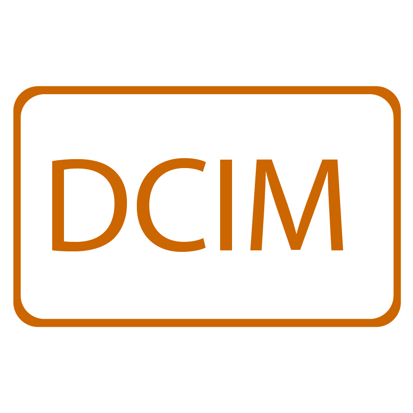 DCIM software icon