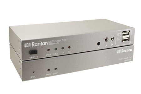 raritan prolongateur cat5 dvi