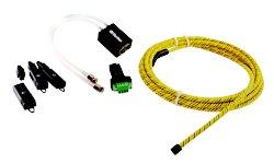 temperature, leakage, pressure, contact and temperature sensors