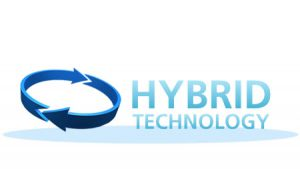 the hybrid technology of the HTS