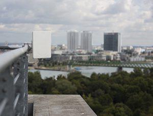 Radwin 2000 radio antenna