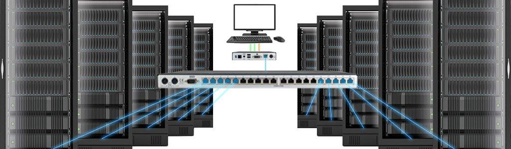 KVM UTP-kabel