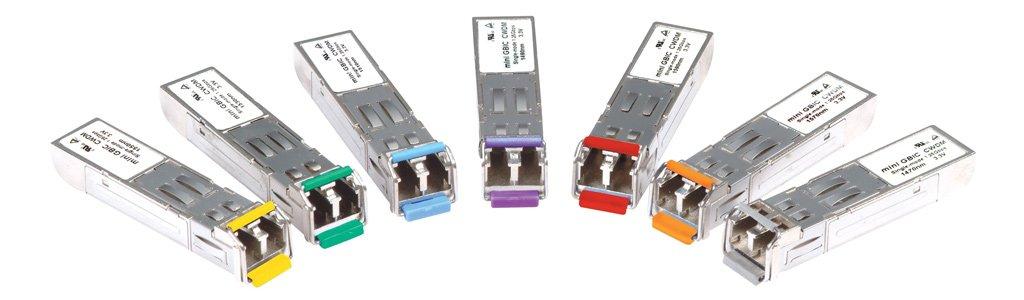 Compatible SFP's