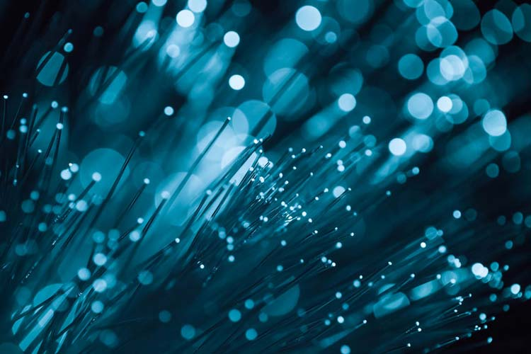 Fiber optic represents expertise