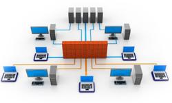 structure informatique de reseau