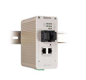 Industriële gigabit ethernet adapter